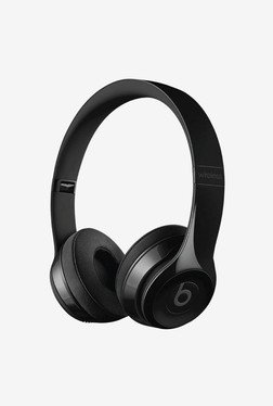 Beats Solo3 Wireless Over the Ear Headphone (Gloss Black)