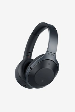 Sony MDR1000X Bluetooth Over Ear Headphone (Black)