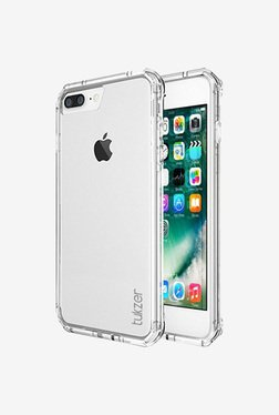 Tukzer Candy Grip Case for iPhone 7 Plus (Transparent)