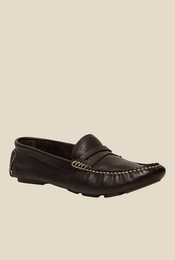 Hush Puppies Monaco-S Dark Brown Loafers