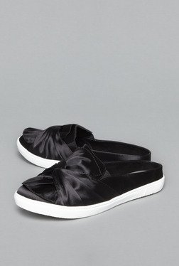Head Over Heels by Westside Black Slip On