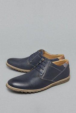 David Jones By Westside Navy Low Top Shoes