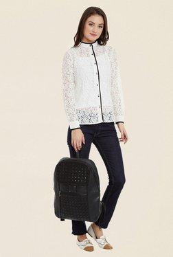 Cherymoya White Lace Shirt