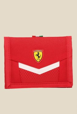 c967203ca7bd Puma Ferrari Fanwear Red Wallet Best Deals With Price Comparison ...