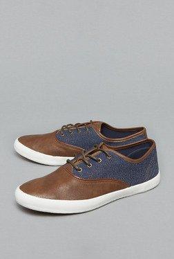 Nuon By Westside Tan Sneakers