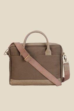Mohawk Classic Brown Unisex Laptop Bag