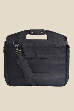 Mohawk Closet Black Unisex Laptop Bag