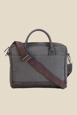 Mohawk Classic Grey Unisex Laptop Bag