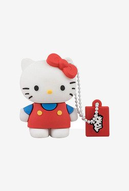 Tribe Hello Kitty 16 GB USB Flash Drive (Multicolor)