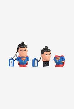 Tribe Superman 16 GB USB Flash Drive (Blue/Red)