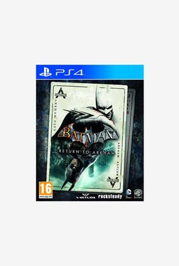 Batman Return to Arkham Game for PS4