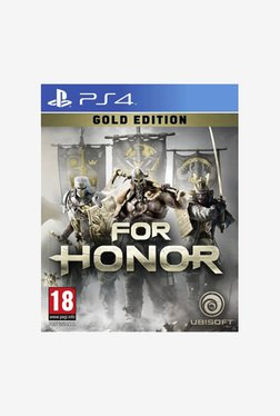 For Honor Gold Edition Game for PS4