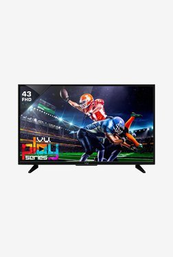 Vu Play T43D1510 109 cm (43 Inch) Full HD LED TV