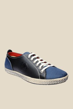 BCK By Buckaroo Platon Navy Casual Shoes