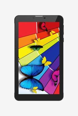 Intex IBuddy IN-7DD01 Tablet (8GB, WiFi+Voice Calling) Black