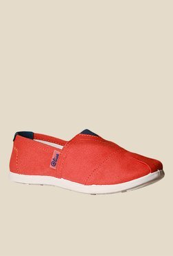 a362b8f2bf20 Bata Caddy Red Casual Shoes