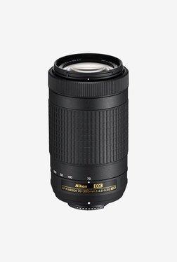 Nikon AF-P DX Nikkor 70-300mm F/4.5-6.3G ED Lens (Black)