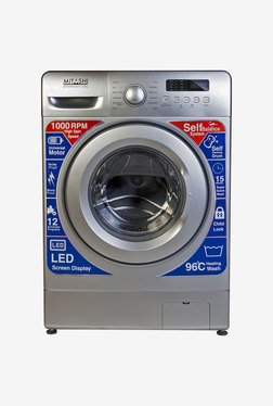 Mitashi MiFAWM60v20 6 Kg Front Load Washing Machine (Silver)