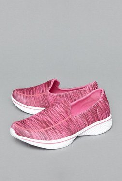 Head Over Heels by Westside Pink Sneakers