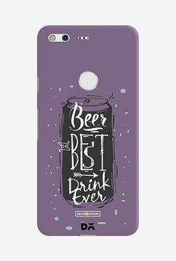 DailyObjects Beer Da Best Case For Google Pixel XL