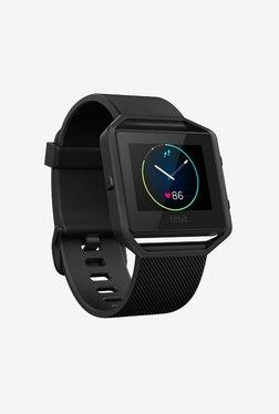 Fitbit Blaze Smart Fitness Watch Small (Black & Gunmetal)
