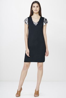 AND Black Sleeveless Dress