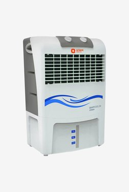Orient Electric CP2002H 20L 140 W Portable Air Cooler(White)
