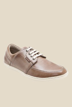 Red Tape Light Brown Casual Shoes