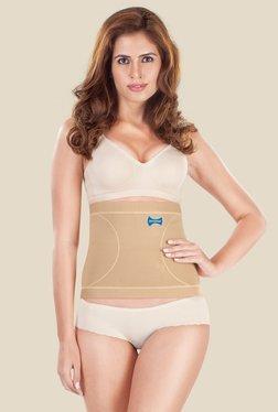 f1f16771140d7 Dermawear Beige Solid Tummy Reducer