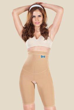3743a9cda1 Dermawear Beige Solid Hip Corset