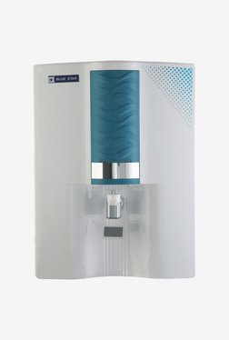 Blue Star Majesto RO 8L Ambient Water Purifier (White/Blue)