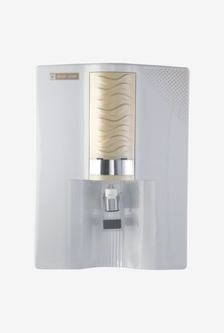 Blue Star Majesto RO+UV 8L Water Purifier White/Golden