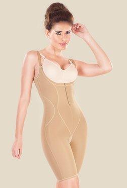 784921d32146d Dermawear Beige Solid Slimmer