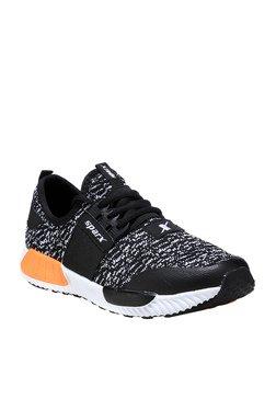 Sparx Black & White Training Shoes