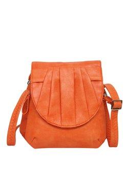 6114f23f32 Baggit Alien James Orange Sling Bag