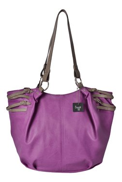 Baggit Fatak Bindas Lavender Solid Shoulder Bag