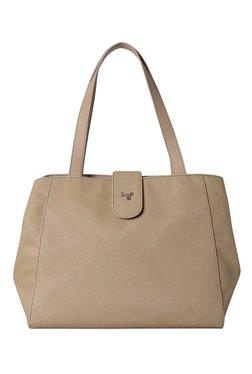 Baggit LXE5 Walker E Zoe Sand Beige Shoulder Bag