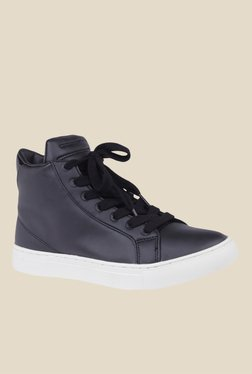 Vero Moda Chris Black Ankle High Sneakers