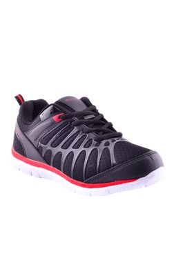 Escan Black Running Shoes