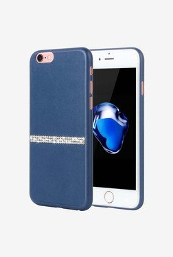 Memumi Fairy Series Back Cover for iPhone 6S (Blue)