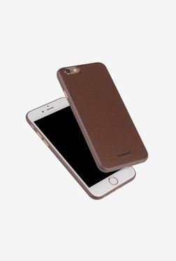 Memumi Gentle Series Back Cover for iPhone 6S Plus (Brown)