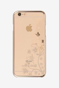 Memumi Crystalline Series Back Cover for iPhone 6S (Clear)