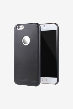 Memumi Slight Series Back Cover for iPhone 6S Plus (Black)