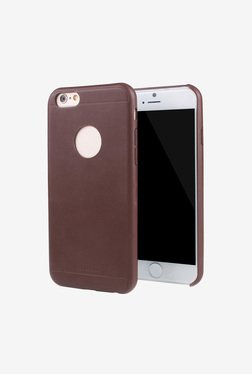Memumi Slight Series Back Cover for iPhone 6S Plus (Brown)