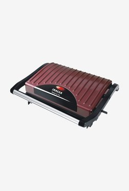 Inalsa Toast & Co 4 Slice 700 W Sandwich Maker (Brown)
