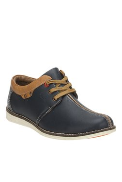 BCK By Buckaroo Mauro Navy Casual Shoes