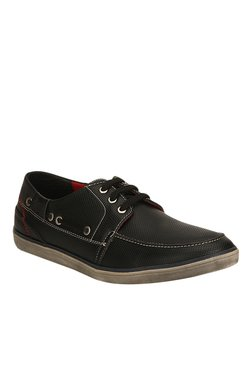 BCK By Buckaroo Jerico Black Casual Shoes