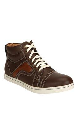 BCK By Buckaroo Ernesto Brown Casual Boots