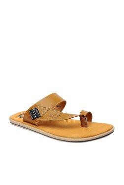 BCK By Buckaroo Fonsie Camel Toe Ring Sandals
