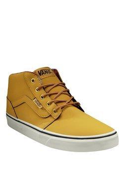 Vans Active Chapman Mid Brown & Black Sneakers